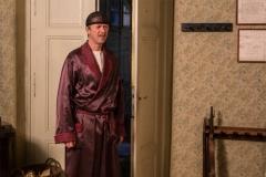 Vrchní strážmistr Arnošt Sova (postava seriálu Četníci z Luhačovic)