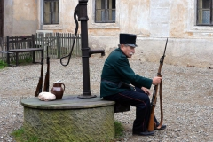 "Čtvrtý díl seriálu Četníci z Luhačovic \""Tabačka\"""