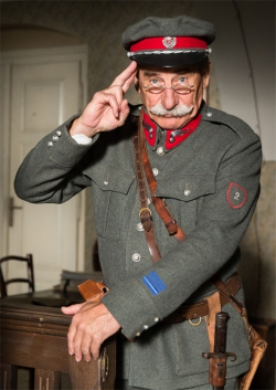 Strážmistr Hans Gebrt (postava seriálu Četníci z Luhačovic)